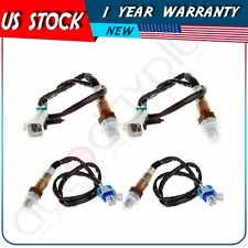 2*Upstream + 2*Downstream Oxygen Sensors 02 O2 for Chevy GMC Cadillac 4pcs total