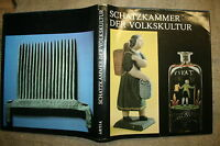 Sammlerbuch Volkskunst, Heimatmuseen, Trachten, Hausrat, Brauchtum, DDR 1987