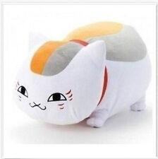 """New & 13"""" Natsume Yuujinchou Nyanko Sensei Cat Plush Doll Pillow Free Shipping #"""