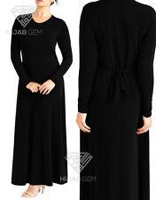 A-Line Abaya / Burka / jilbab / Maxidress (52, 54, 56, 58, 60)