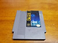 Journey to Silius (NES, Nintendo Entertainment System, 1990) Authentic TESTED