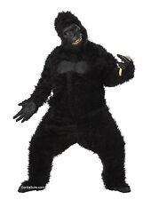 Goin Ape 2XL Gorilla KING KONG Full Suit Costume - Halloween XXL Plus Size LW