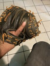 Wilson A2000 M1 33.5 inch Baseball Catcher Mitt.super Skin. Used