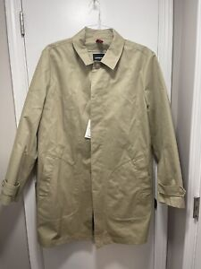 Express Spring Rain Coat Lg