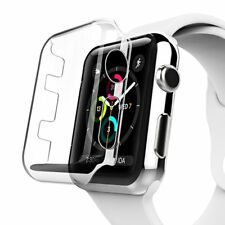 Apple Watch Series SE 6 5 4 3 2 38mm - 44mm PC Hard Case Cover Screen Protector