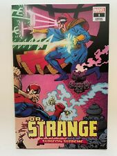 DOCTOR DR STRANGE SURGEON SUPREME 1 1:100 FRANK MILLER HIDDEN GEM WRAP VAR