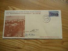 Postal Commemorative Cover -  Russian Pietersburg