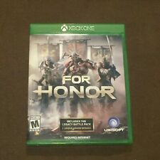 Microsoft XBox 1 One Video Game For Honor Rated M NICE