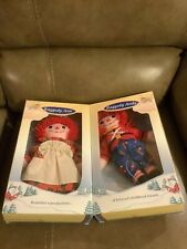 THE ADVENTURES OF RAGGEDY ANN AND RAGGEDY ANDY (HASBRO 1997)