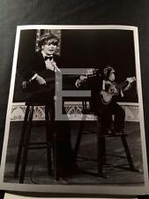 CHARO Circus Of The Stars Vintage Original CBS TV Still Photo A188