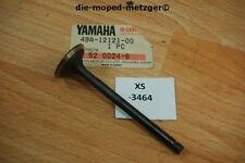 Yamaha FJ600L 49A-12121-00 VALVE,EXHAUST Genuine NEU NOS xs3464