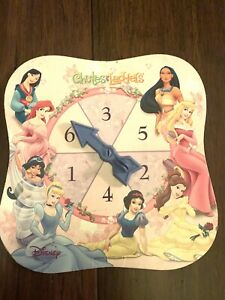 Chutes And Ladders Disney Princess Edition Replacement Game Spinner