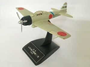 Mitsubishi A6M3 1:87 Die-cast Model - Japanese Navy Type 0 Fighter Hachette