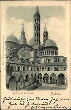 Padova Italien Italia Venetien ~1900 Basilica San Antonio Kathedrale Kirche Dom