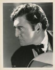 RICHARD DIX Original Vintage 1931 CIMARRON RKO Western Portrait Photo