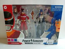 """New listing Power Rangers Lightning Collection 6"""" In Space Red Ranger & Astronema 2 Pack New"""