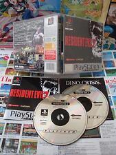 Playstation PS1:Resident Evil 2 [TOP CAPCOM / BIOHAZARD] COMPLET - Fr