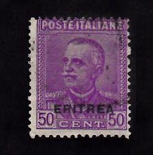 Eritrea - 1928 - SC 107 - Used