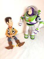 TOY STORY TALKING WOODY & BUZZ LIGHTYEAR (ENGLISH/SPANISH SPEAKING)