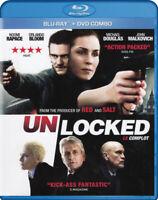 Unlocked (Blu-ray / DVD Combo) (Bilingual) (Bl New Blu