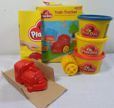 KENNER PLAY DOH VTG 1992 TONKA TRAIN TRACKER EUROPEAN NEW MIP UNUSED CONTENTS A