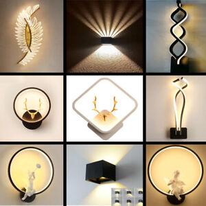 LED Wandlampe Up Down Beleuchtung Wandleuchte Lampe Strahler Spot Innen Außen
