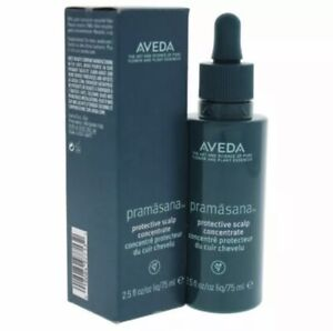 AVEDA HAIR CARE PRAMASANA PROTECTIVE SCALP CONCENTRATE LEAVE-IN TREATMENT 2.5 OZ