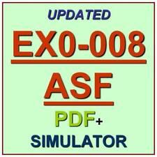 EXIN Agile Scrum Foundation Test ASF Exam EX0-008 QA PDF+Simulator
