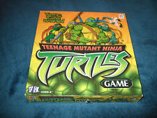 TEENAGE MUTANT NINJA TURTLES--CHILDRENS BOARD GAME BY M B GAMES 2003