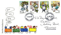 11 JULY 1979 INTERNATIONAL YEAR OF THE CHILD PO FIRST DAY COVER TAUNTON FDI