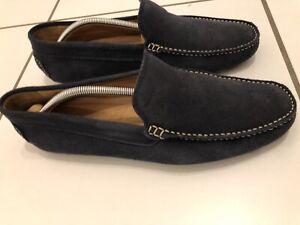 super Gant Schuhe Slipper blau Gr. 44