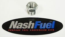 """1"""" MPT TO 1/2"""" FPT BUSHING PIPE THREAD PROPANE NATURAL GAS FITTING HEX REDUCER"""