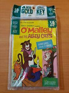 1973 Gold Key 4 Pack Sealed, Little LuLu, Pink Panther, Walt Disney Tweety ~  NM