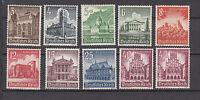 Deutsches Reich, Nr. 751-759, postfrisch/ungebraucht