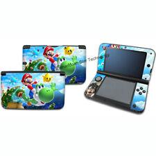 Fly Super MARIO 97 Decal Sticker  Cover For original Nintendo 3DS XL LL Skins