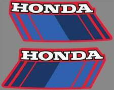 1985 85' Honda ATC 70 Gas Tank 2 pcs sticker graphics ATV decals logos FREE SHIP