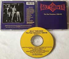 Bolt Thrower - Peel Sessions CD DUTCH EAST INDIA carcass loudblast entombed