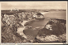 Cornwall Postcard - St Austell, Carlyon Hotel and Bay  A7284