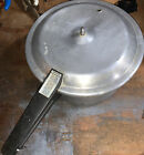 VINTAGE MIRRO-MATIC PRESSURE COOKER CANNER MODEL M-0436 6 QUART MADE IN USA EUC