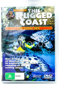 Ben Cropp's This Rugged Coast - The Coral Sea -Educational DVD Series New