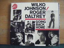 Wilko Johnson/Roger Daltrey - Going Back Home - digi pack with BOOKLET - CD - VG
