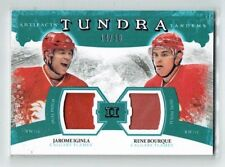 11-12 UD Artifacts Tundra Tandems  Jarome Iginla-Rene Bourque  /50  Dual Patches