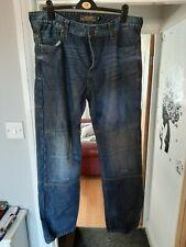 Mens motorcycle jeans.