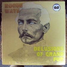 ROGUE WAVE Delusions Of Grand Fur LP SEALED indie-rock w/download Easy Sound