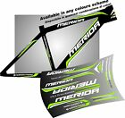 MERIDA bike ADESIVI stickers aufkleber autocollant WELCOME INTERNATIONAL BUYERS