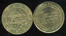 1-1/2 euro   demain l'euro  LECLERC