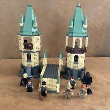 4867 Lego Complete Harry Potter Hogwarts Castle minifigures school Prof Lupin