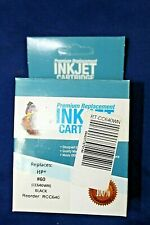 PREMIUM BRAND Replacement Inkjet Cartridge Replaces HP #60 CC640WN Black Ink