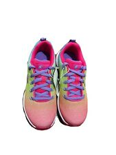 Girls' S Sport Skechers Tiffani Athletic Shoes Sparkle Pink Size 1 NWOB