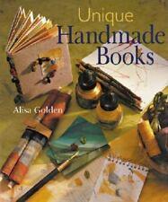 Unique Handmade Books by Alisa Golden (2003, Paperback)